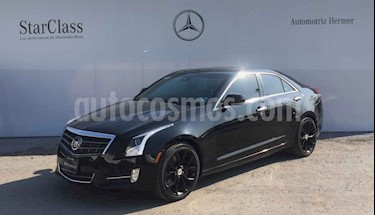 Foto Cadillac ATS Luxury usado (2014) color Negro precio $269,900
