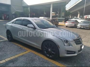 Cadillac ATS 4P PREMIUM Y PREMIUM SPORT TA GPS RA-18 usado (2013) color Plata precio $229,000