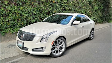 Cadillac ATS Premium usado (2013) color Blanco precio $269,000