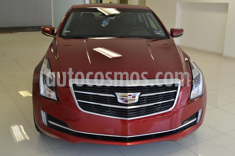 Cadillac ATS Luxury usado (2019) color Rojo precio $696,900