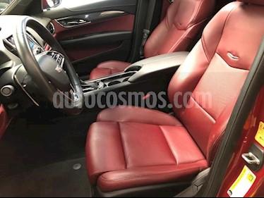 Cadillac ATS 4P PREMIUM SEDAN L4/2.0/T AUT usado (2017) color Rojo precio $450,000