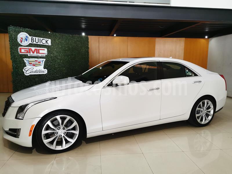 Cadillac ATS Premium usado (2016) color Blanco precio $350,000