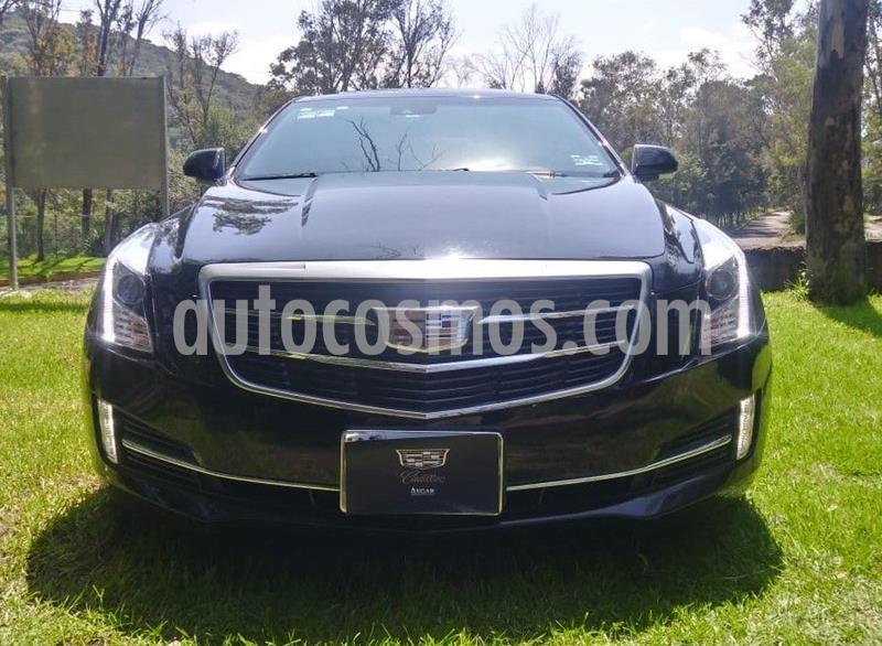 Cadillac ATS Premium usado (2016) color Negro precio $330,000