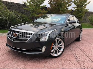 Foto venta Auto usado Cadillac ATS Premium (2015) color Gris precio $377,700