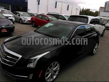 Foto venta Auto Seminuevo Cadillac ATS Premium (2016) color Negro precio $409,000