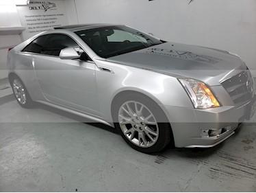 Foto venta Auto usado Cadillac CTS 3.6L (2011) color Plata precio $220,000