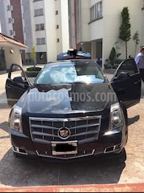 Cadillac CTS 3.6L usado (2010) color Negro precio $210,000