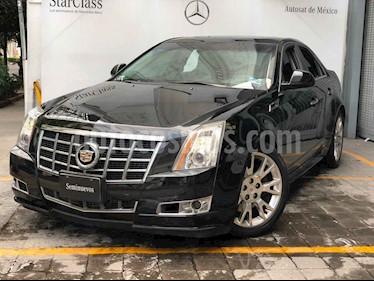 Cadillac CTS 3.6L usado (2013) color Negro precio $255,000