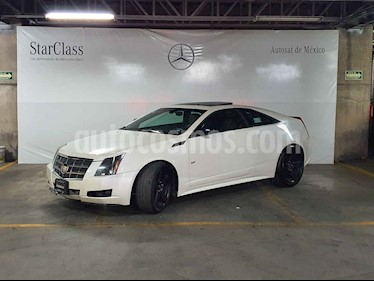 Cadillac CTS 2p Coupe aut usado (2012) color Blanco precio $239,000
