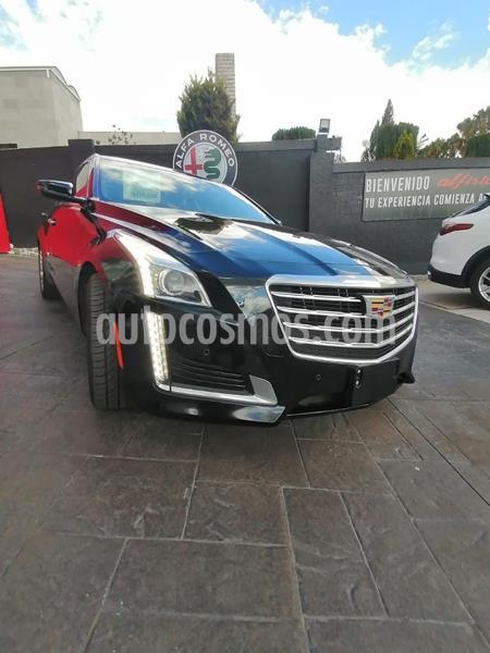Cadillac CTS Premium usado (2019) color Negro precio $750,000