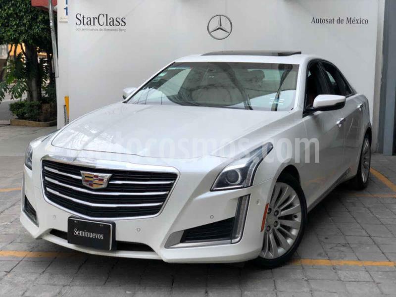 Cadillac CTS Premium usado (2015) color Blanco precio $380,000