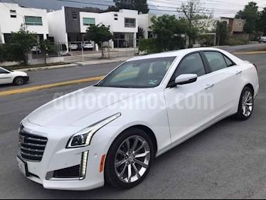 Cadillac CTS Premium usado (2017) color Blanco precio $579,000