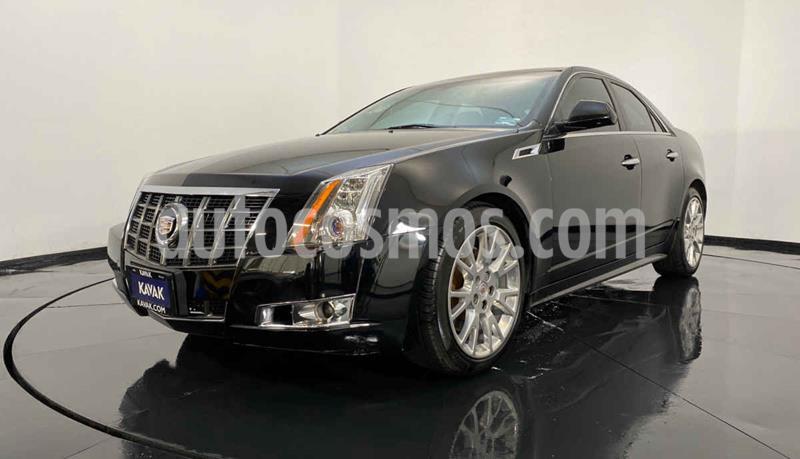 Cadillac CTS 3.6L usado (2012) color Negro precio $242,999