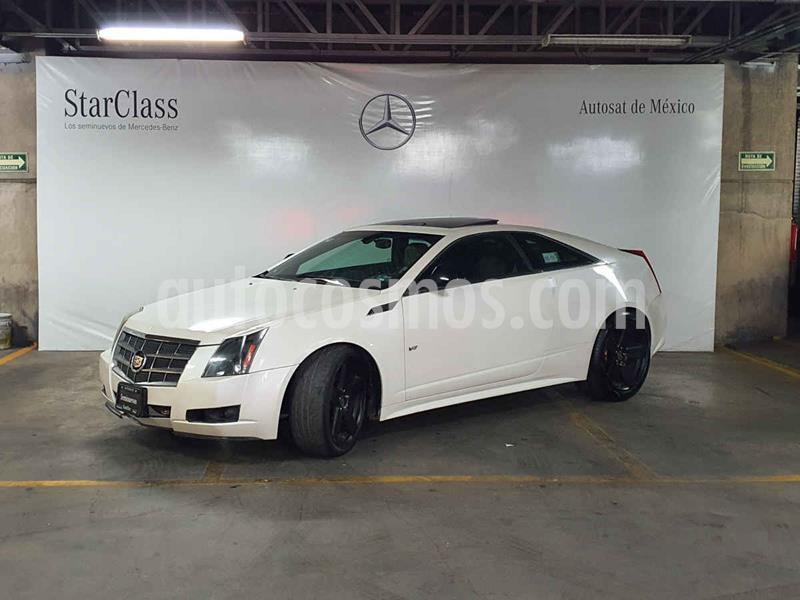 Cadillac CTS Premium usado (2012) color Blanco precio $239,000