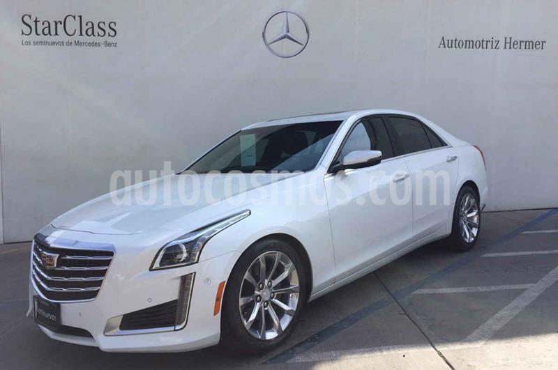 Cadillac CTS Premium usado (2017) color Blanco precio $499,900