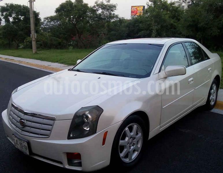 Foto Cadillac CTS B usado (2007) color Blanco precio $97,000