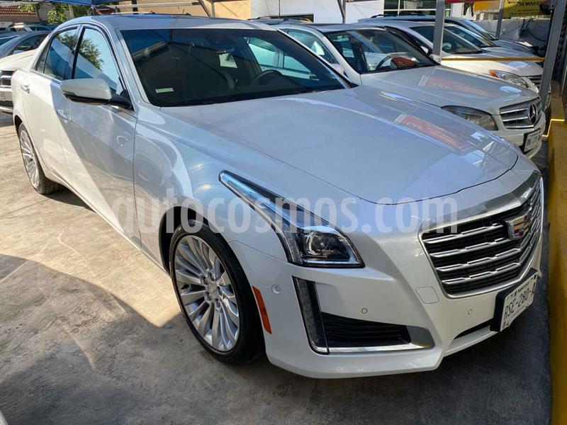 Cadillac CTS Premium usado (2018) color Blanco precio $599,900