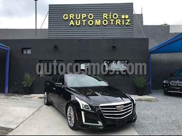 Cadillac CTS Premium usado (2016) color Negro precio $459,000