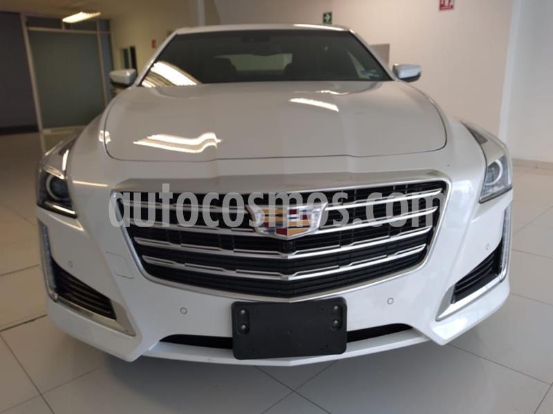 Cadillac CTS Premium usado (2019) color Blanco precio $790,000