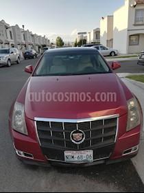 Cadillac CTS Premium usado (2008) color Cereza Oscuro precio $148,000