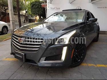 Cadillac CTS Premium usado (2018) color Gris precio $615,000