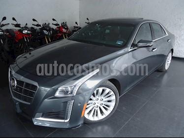 Foto venta Auto usado Cadillac CTS Premium (2014) color Gris precio $350,000