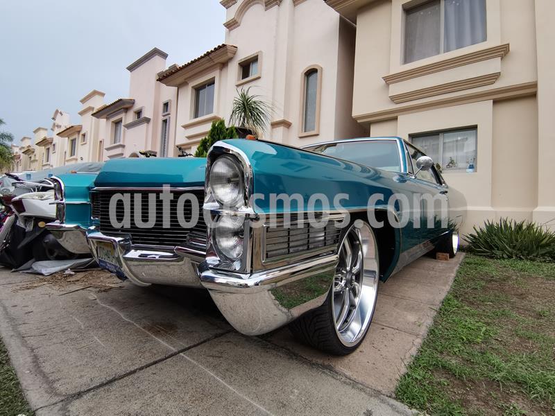 Cadillac De Ville Aut usado (1965) color Azul Metalizado precio $700,000