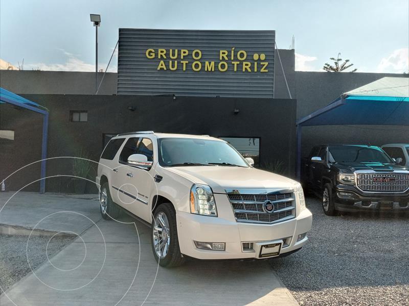 Foto Cadillac Escalade ESV Paq P Platinum  usado (2013) color Blanco precio $395,000