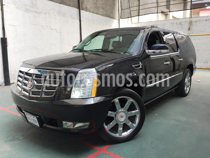 Cadillac Escalade ESV Platinum 8 Pasajeros usado (2013) color Negro precio $389,950