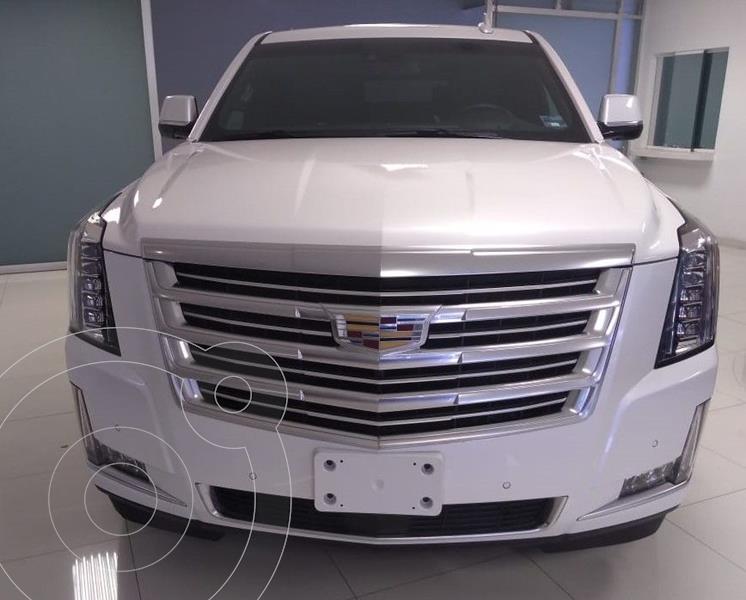 Foto Cadillac Escalade ESV Platinum usado (2018) color Blanco precio $1,265,000