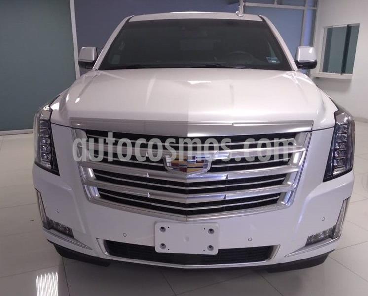 Cadillac Escalade ESV Platinum usado (2018) color Blanco precio $1,265,000