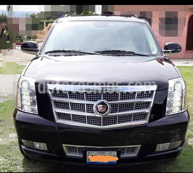 Cadillac Escalade ESV Paq P Platinum  usado (2010) color Negro precio $500,000