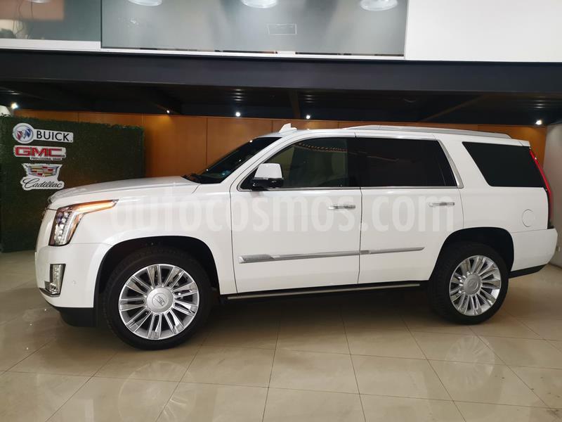 Cadillac Escalade ESV Platinum usado (2019) color Blanco precio $1,330,000
