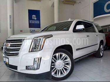 Foto venta Auto usado Cadillac Escalade ESV Paq A (2019) color Blanco precio $1,490,000