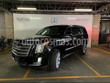 Foto venta Auto usado Cadillac Escalade ESV Platinum 8 Pasajeros (2015) color Negro precio $839,000