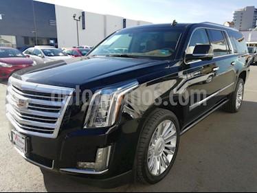 Foto venta Auto Seminuevo Cadillac Escalade ESV Platinum (2015) color Negro precio $689,000