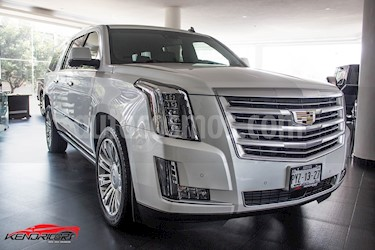 Foto venta Auto usado Cadillac Escalade ESV Platinum (2016) color Blanco precio $1,149,000
