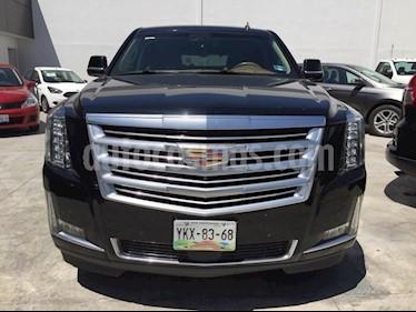 Foto venta Auto usado Cadillac Escalade ESV Platinum (2016) color Negro precio $900,000
