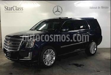 Foto venta Auto usado Cadillac Escalade ESV Platinum (2018) color Gris precio $1,349,000