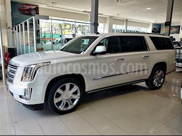 Foto venta Auto usado Cadillac Escalade ESV Platinum (2016) color Blanco precio $990,000