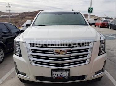 Foto venta Auto usado Cadillac Escalade 4x4 Platinum  (2015) color Champagne precio $825,000