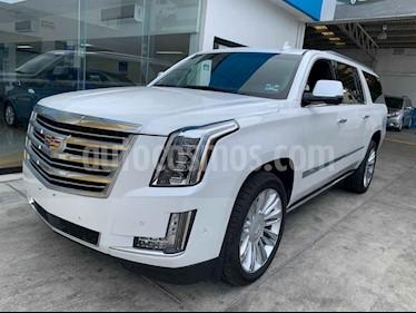 Foto Cadillac Escalade 4x4 Platinum  usado (2019) color Blanco precio $1,299,000