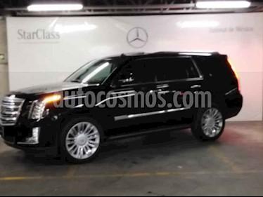 Cadillac Escalade 5P Premium V8 6.2 Aut usado (2015) color Beige precio $749,000