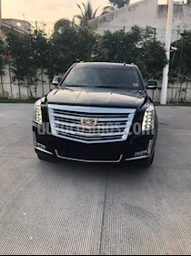Cadillac Escalade SUV Platinum usado (2017) color Negro precio $950,000