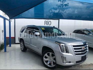 Cadillac Escalade Premium 8 Pasajeros usado (2015) color Plata precio $739,000