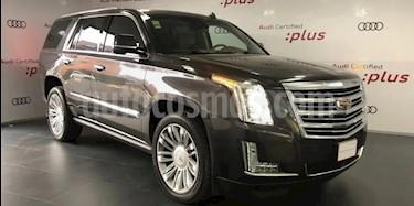 Cadillac Escalade 4x4 Platinum  usado (2015) color Terra precio $780,000