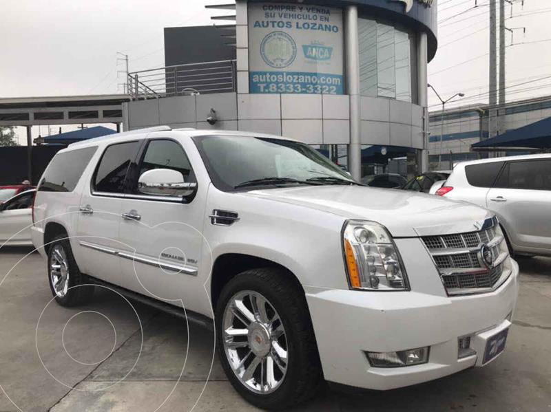 Foto Cadillac Escalade 4x4 Platinum  usado (2010) color Blanco precio $329,900