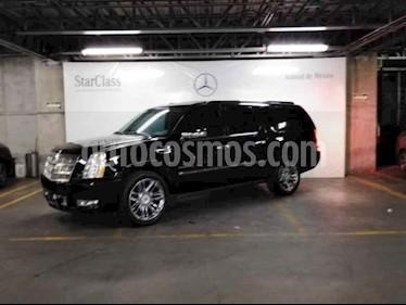 Cadillac Escalade SUV Platinum usado (2013) color Negro precio $419,000