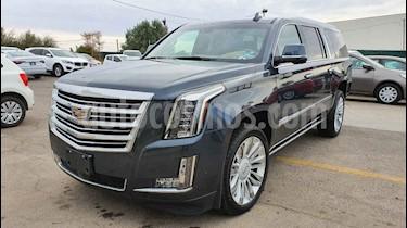 Cadillac Escalade Paq P 4x4 Platinum usado (2019) color Gris precio $1,284,000