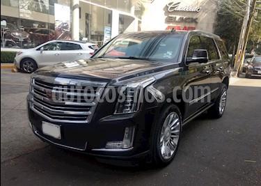 Cadillac Escalade SUV Platinum usado (2016) color Gris precio $795,000